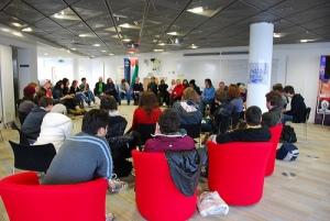 glasgow universiy student occupation