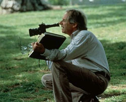 Film legend Ken Loach