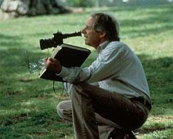 Film legend Ken Loach