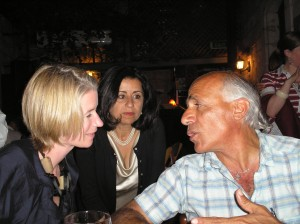 Mordechai Vanunu breaks the rules