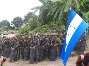 Latin American style in Honduras. (Photo: Rights Action)