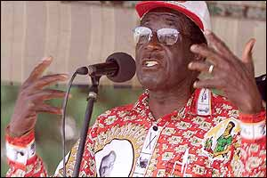 Robert Mugabe: mentioned when Friedman briefly remembers that he is supposed to be a foreign affairs columnist.
