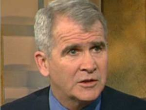 Oliver North as of yet lacks a Honduran town named for him. (Photo: Fox News)