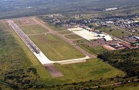 Joint US-Honduran Palmerola Air Base.