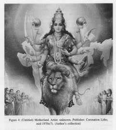 Bharat Mata or Mother India