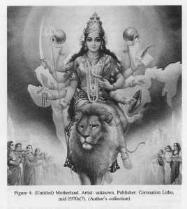 Bharat Mata or Mother India