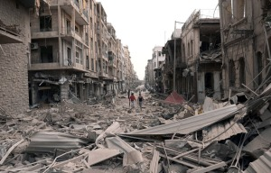 regime policy in aleppo