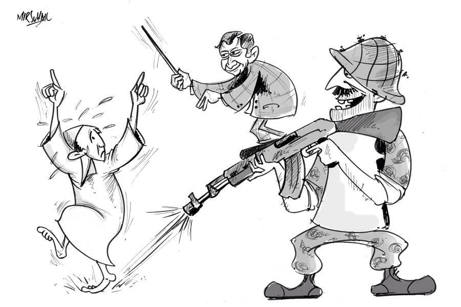 """Zubin Mehta, Indian Army, and Kashmir"" by Mir Suhail Qadiri"