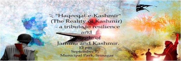 Haqeeqat-e-Kashmir: The Reality of Kashmir