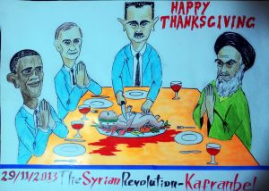 the people of Kafranbel understand the game far better than most professional analysts