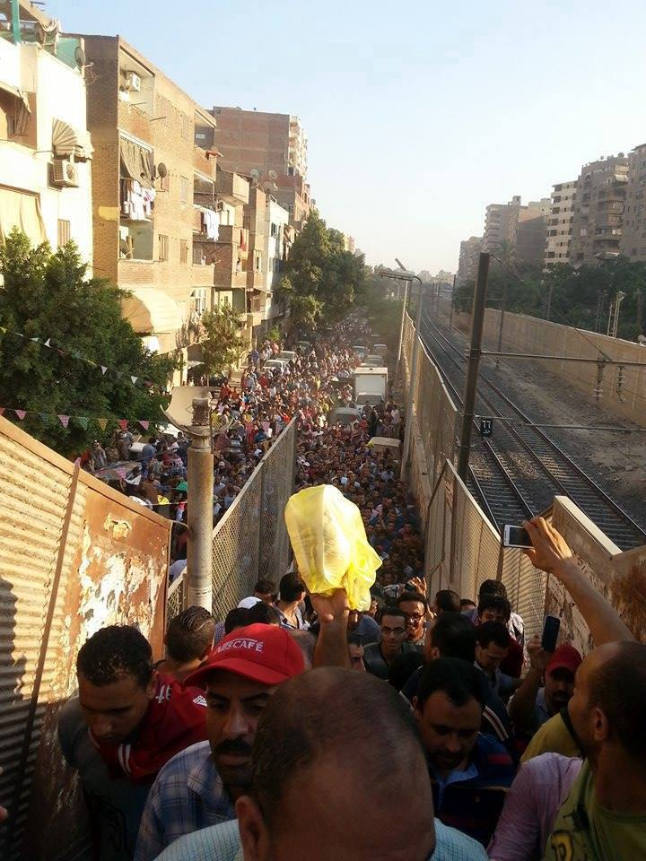 Egypt's Invisible Protesters, One Year After theCoup