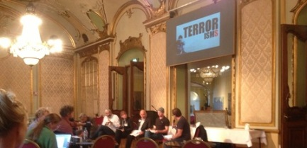 TERRORisms inaugural conference  in Oslo 2013
