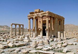 Baal-Shamin,Palmyra