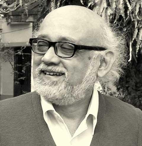 Partha Chatterjee, professor of anthropology at Columbia University