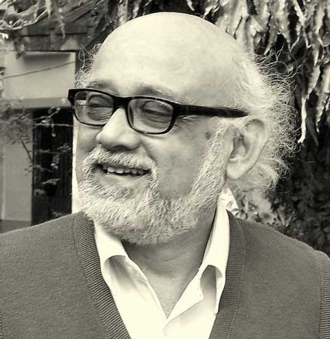 Partha Chatterjee, professor of anthropology at Columbia University
