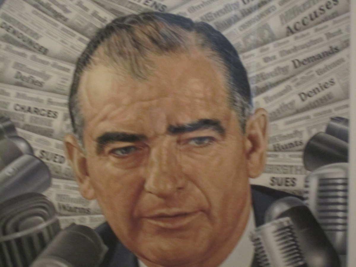 Disagreeing on the Internet: The New McCarthyism?