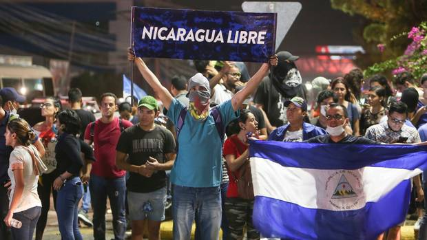 A Massacre, Not a Coup: A Response to Misinformation on Nicaragua