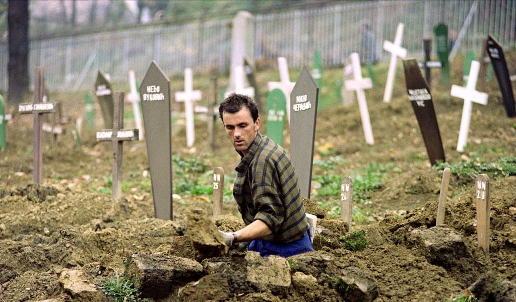 Bosnia, Kosovo, Syria: Western Inaction andRadicalisation
